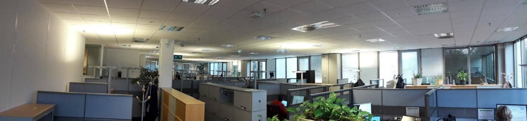 bureaux et cloisons acoustiques