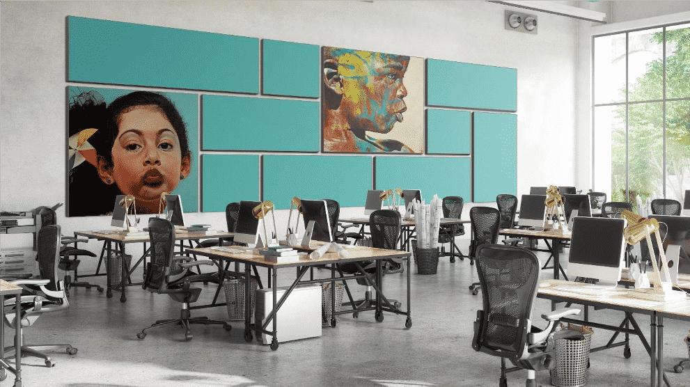 panneau acoustique mural