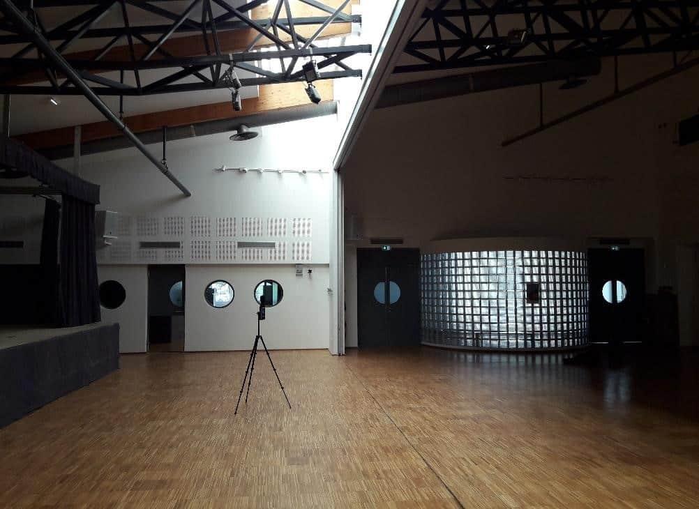 caractérisation acoustique d'une salle des fêtes