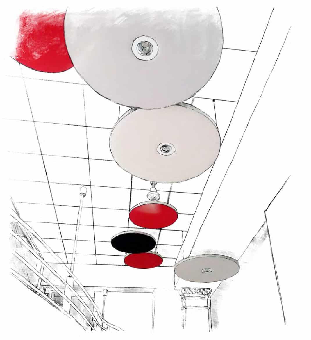 Décoration acoustique - choix de couleur et texture pour le cadre bois du tableau acoustique SÉQUOIA