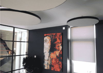 Décoration acoustique plafond