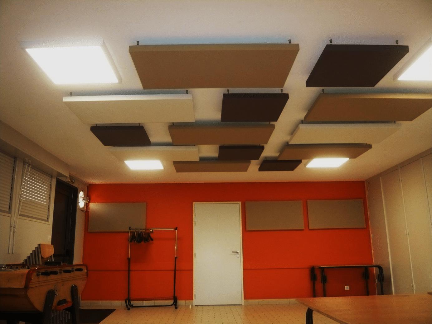 Panneaux acoustiques Design
