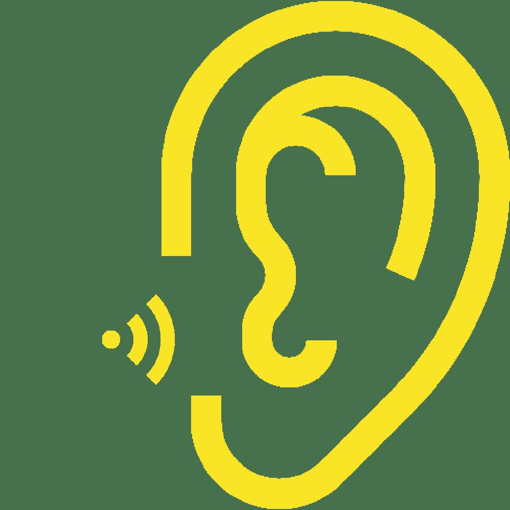 icone Masquer bruit